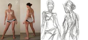 Character Design: BUILDING THE FIGURE by Madnessof1