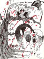 Dedicated to Alex Pardee by AidenRose