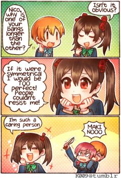 Love Live - Perfect by kata-009