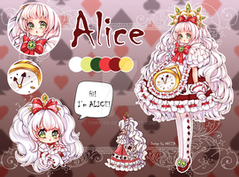 Alice the Princess of Time