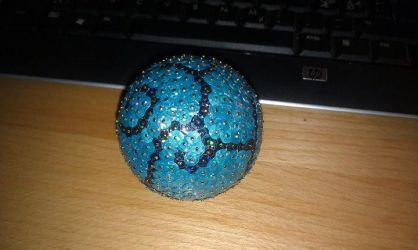 Sequin ball by CharlinsArt