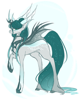 [Auction] Frost Changeling Queen ~ CLOSED by HoloRiot