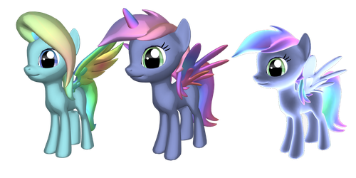 3d Pony Creator version 1.0.6 by PonyLumen