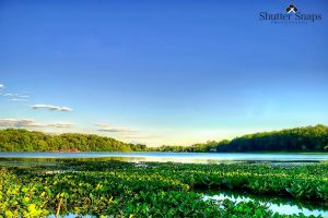 Sippo Lake Evening by WhteUmbrella
