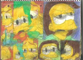 Simpsons In Disguise 1 by RozStaw57