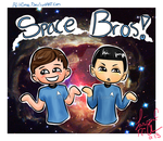 Star Trek TOS: Space Bros by Ai-hime