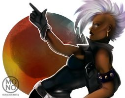 [X-Men] Storm by monobun