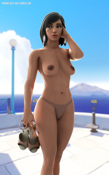 Ilios vacation 3 by pharah-best-girl