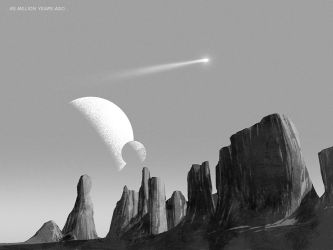 OTHERWORLDLY GROUNDS: Prologue 2 by clayrodery