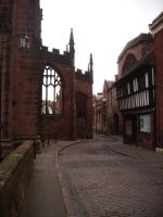 Old Street Coventry 1 by BlissStock