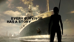 Tomb Raider #Reborn - Every Survivor has a story by JasonCroft
