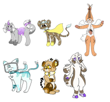 collab adopts - open by peeber