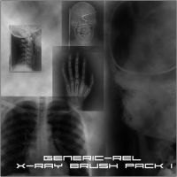 X-Ray Brush Pack 1 by GeNeRiC-ReL