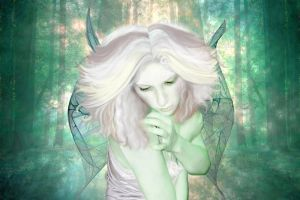 Forest Fey by photopixie