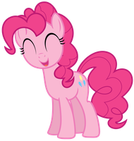 Vector: Pinkie Pie 14 by EStories