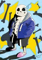 Sans: ready for a bad time? by Ealynn