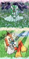 Pkmn, Then and Now by The-Clockwork-Crow