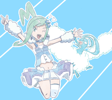 Lisia and Altaria by livintoinspire