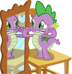 Looking good, Spike by Triox404