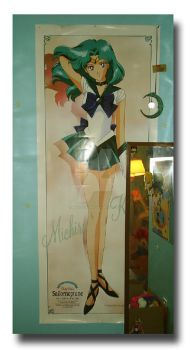 Life Size SailorNeptune Poster by Magical-Mama