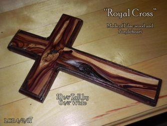 The Royal Cross by Sathiest-Emperor