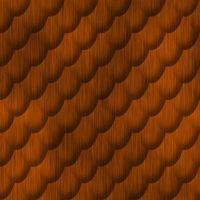 Brushed copper - snake scales by Lurkily