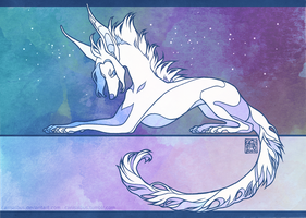 Enigmatic Soul by CanisAlbus