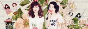 Cover Zingme - Apple Girl by Candy-Jinie