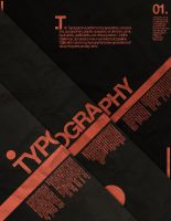 Typography by alesfuck