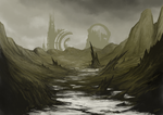 Lost Lands - Dead Planet by Kubeen