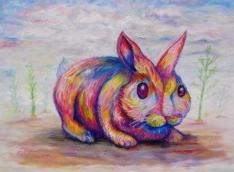 Bunny One 1 Front by SamFoote