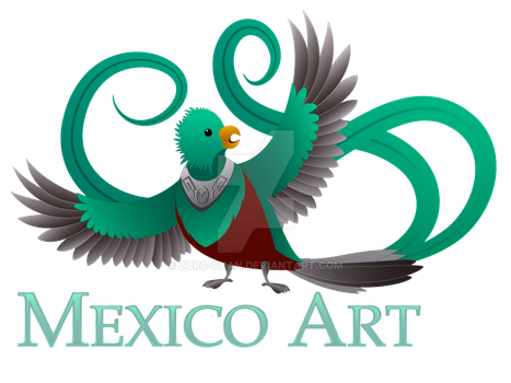 Quetzal Mexico Art by zurc-chan