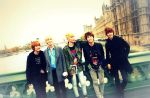 SHINee in London by ShineeWorld58