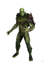 Injustice 2 (IOS): Swamp Thing. by OGLoc069