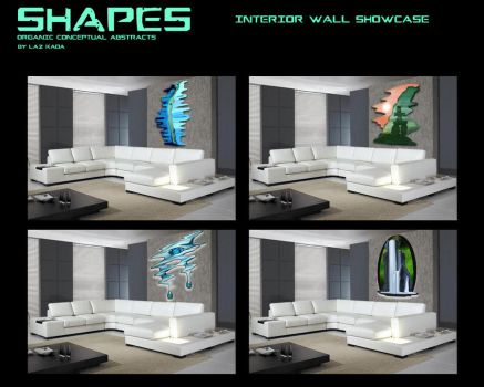 Shapes - Promotional Showcase by XenonSkys