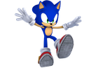 Sonic Jumping by NuryRush