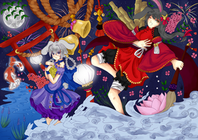 Chinese Year of the Rabbit by yuuuki-chan