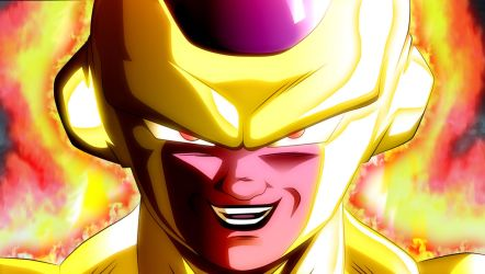 True Golden Frieza by MohaSetif