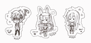 Cheebs Commission #1 by OtakuPup