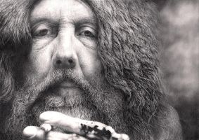 Alan Moore #2 by Bengtern