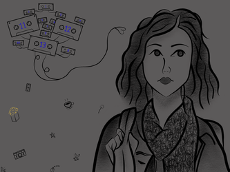 13 Reasons Why: Hannah's Tapes by gissele365