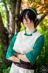 Toph worlds greatest earth bender by BLPcosplay