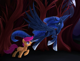 Lead the Way by Aurarrius