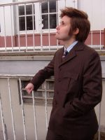 Testpic - Tenth Doctor by OncomingStormy
