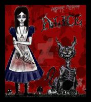 American McGee's Alice by DamnBlackHeart