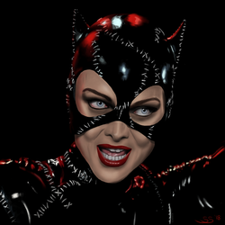 Catwoman by FnkMstr74
