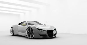 Audi RSX concept by wizzoo7