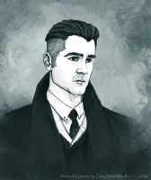 Percival Graves by GreySmartWolf