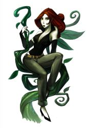 Poison Ivy by liline