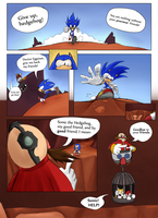 Sonic Heroes 2 - Intro - page 01 by Missplayer30